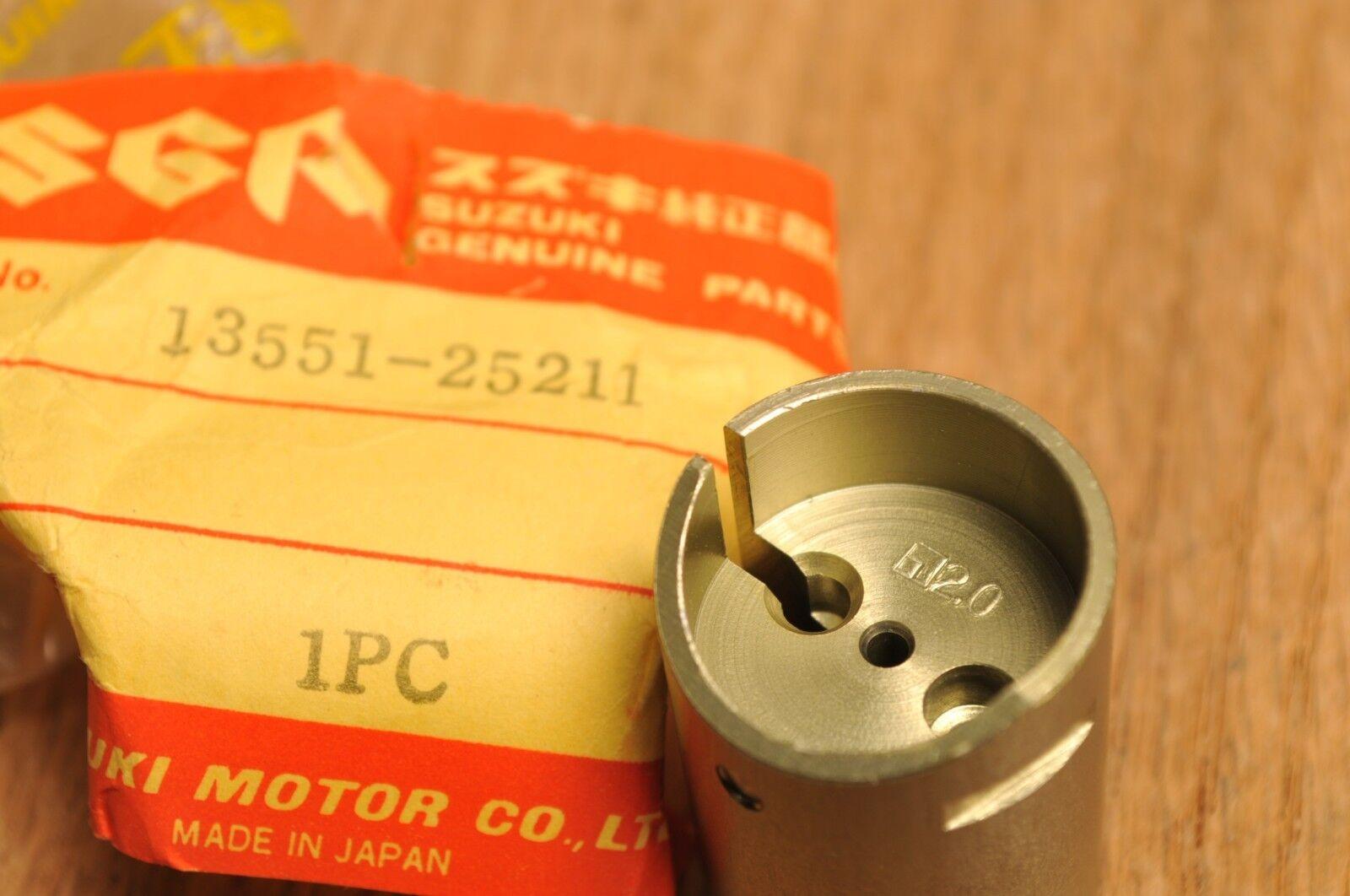 NOS Suzuki TC90 TS90 TC100 OEM Rod Throttle Valve 13296-11010