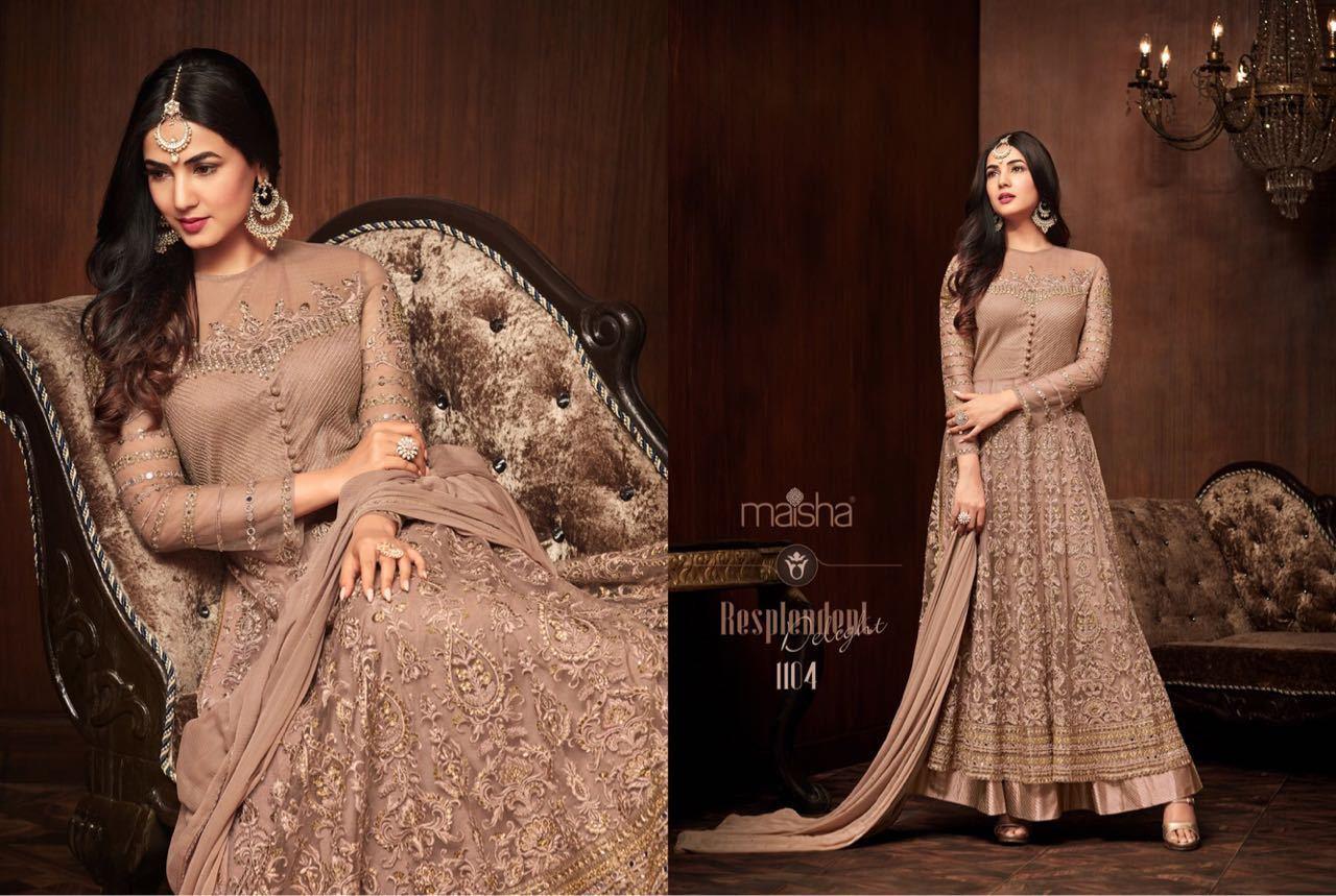 99b9f0d49f2 Designer Anarkali Suit Traditional Indian Bollywood Ethnic Salwar Kameez  Suit FM