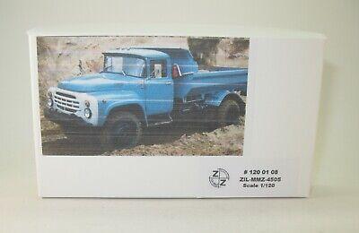 #1200105 ZiL-MMZ-555 Dump Truck Z/&Z Exclusive Modell-bausatz 1:120