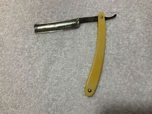 VINTAGE-CENTURY-STRAIGHT-RAZOR-SOLINGEN-GERMANY