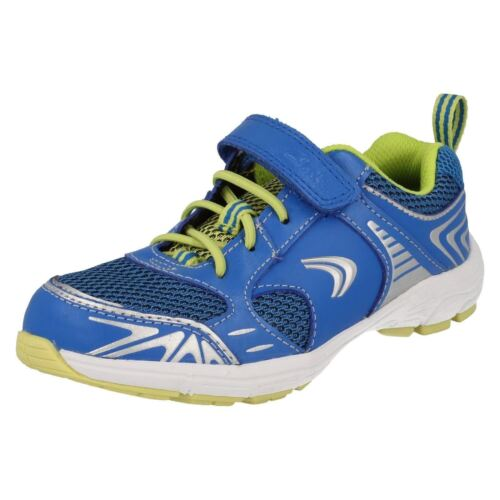 Zapatillas Air combinadas Blue Fit 5 niños deportivas 12 Sprint Active para Uk F Clarks wIrqIxTa