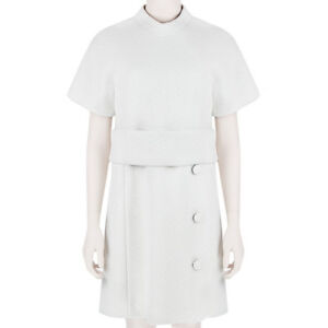 Image Is Loading Proenza Schouler White Boucle 1950 039 S Style