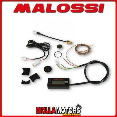 5817540b Strumentazione Malossi Temperatura/rpm/hour Piaggio Hexagon 150 2t Lc -