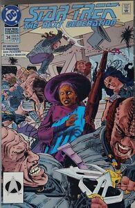 Star Trek DC Comics 1992 NEAR MINT UNREAD The Next Generation Comic Book #33