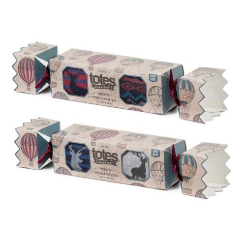 Totes Da Uomo 2 Pack Calzini Cracker