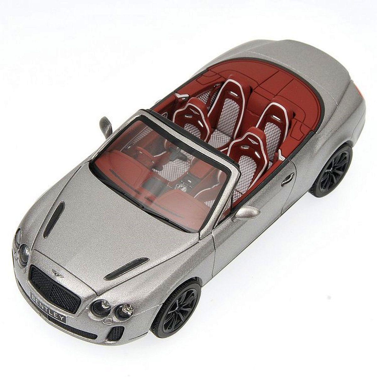 Minichamps 1 43  436139970 Bentley Continental Supersports Congreenible (2010)