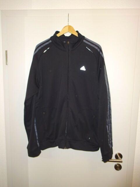Adidas Trainingsjacke Laufjacke Jacke Clima 365 schwarz