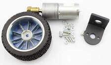 High Pulling Torque Wheel Set Motor DC 6V 77RPM