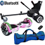 "thumbnail 17 - Bluetooth 6.5"" Swegway Hover Scooter Bundle Combo Self Balance Board & Hoverkart"