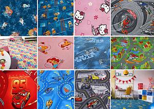 Disney Cars Baby Floor Mat Kids Bedroom