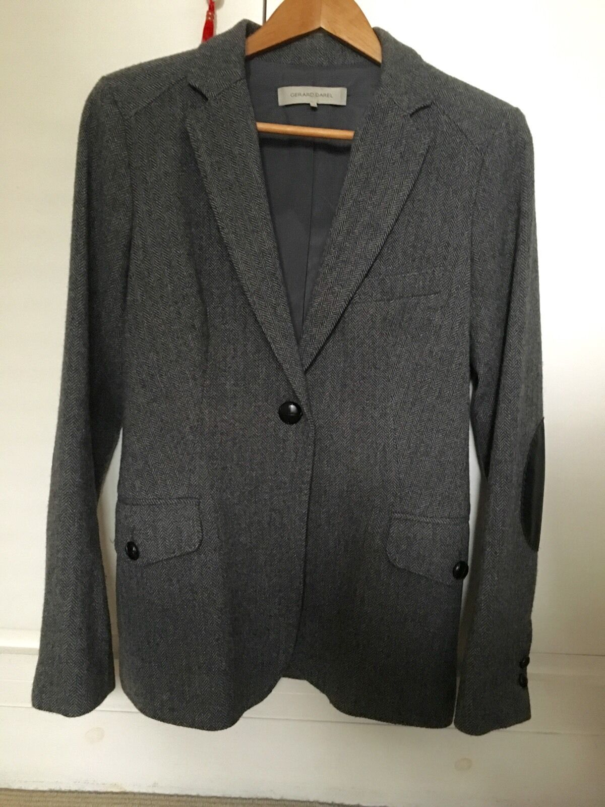 GERARD DAREL Ladies Blazer Coat Size 38 ()