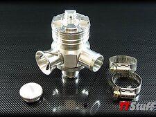 Forge Motorsport Splitter Blowoff Diverter Valve Audi TT A4 S4 VW BOV - Polished