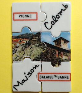 Feves Perso Maison Colomb A Salaise Sur Sanne (38)..ref.p332 Puzzle An2mix3i-07225119-601841834