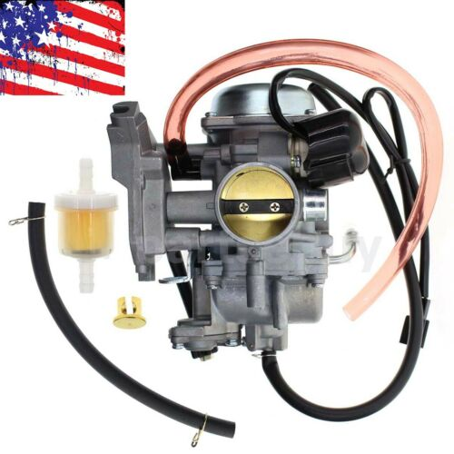 New Carburetor Carb kit For Arctic Cat 500 4x4 Automatic 05-07 replace #0470-533