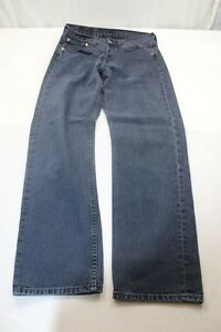 Tr Unicolore 0173 H5224 Jeans Marine Levi's 501 W31 TYYqr0aW