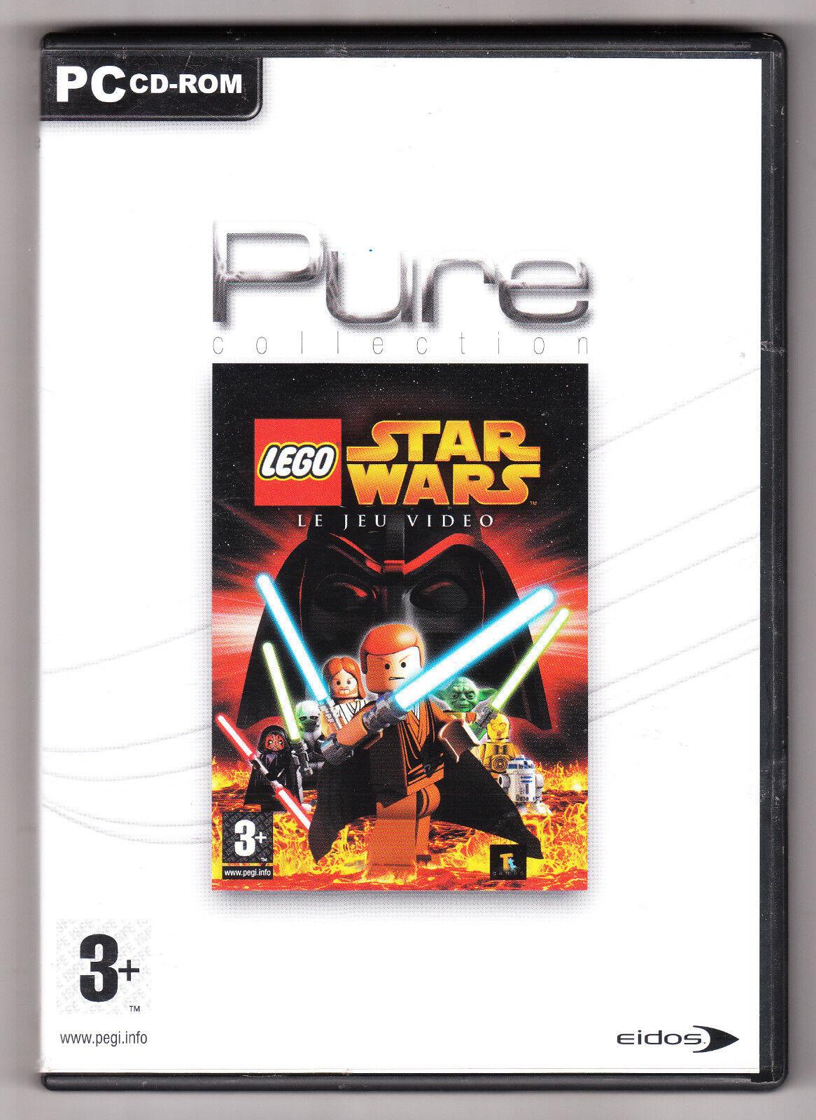 PC - Lego Star Wars Le Jeu Vidéo - Bonne affaire StarWars