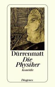 FRIEDRICH-DURRENMATT-Die-Physiker-NEU-amp-KEIN-PORTO