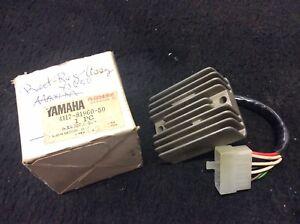 NOS-Yamaha-Rectifier-Regulator-Assembly-4H7-81960-50