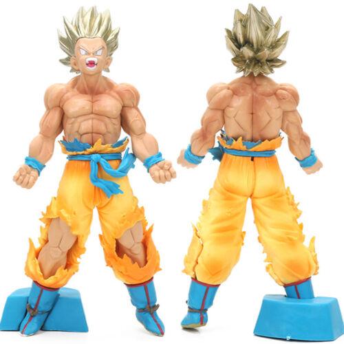 SON GOKU Gokou Dragon Ball Z Super Saiyan Anime Model Figure Collection Toy Gift