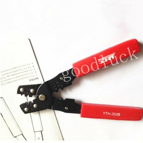 Crimping Tool Cutter For 3.9mm Bullets 6.3mm Terminals Non-insulated Terminals