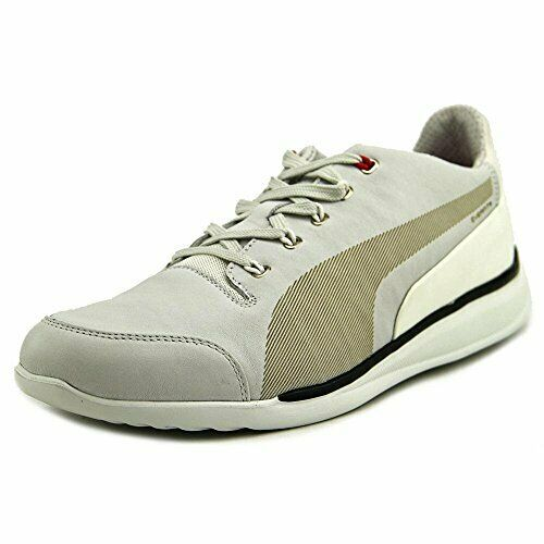 Puma Ferrari Premium Titolo SF Everfit+ Men US 10 Ivory Sneakers UK 9