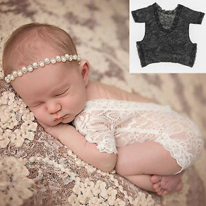 Newborn-Baby-Bodysuit-Romper-Girl-Lace-Floral-Photo-Photography-Prop-Costume