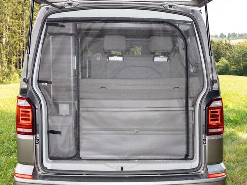 Icône déroulante moustiquaire pour Hayon-Ouverture Pour VW t6//t5 California sans Beach