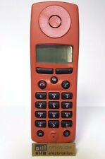 Siemens Gigaset 2000C Comfort Mobilteil Rot Selten!! Top zustand