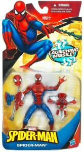 Marvel-Hasbro-Spider-Man-Action-Figure-Launching-Classic-Heroes