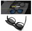 Occhiali-da-Sole-Uomo-Polarizzati-Magnetico-Clip-5-Magnet-Lenti-a-Specchio miniatura 3
