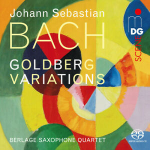 Goldberg Variations [New SACD] Hybrid SACD