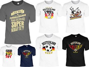 Fussball Trainer T Shirt Herren Fussball Em Wm Fussballtrainer