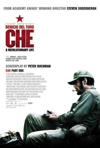 Che Guevara vintage movie poster print 2