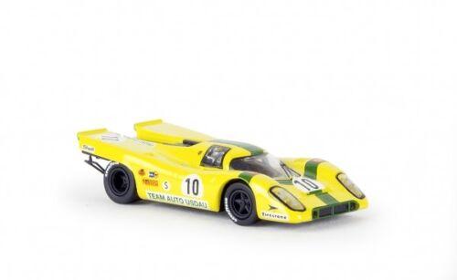 1//87 Brekina Porsche 917 K 10 Team Auto Usdau 16015