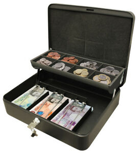 Ultimate-Cash-Box-12-034-For-Petty-Cash-With-Key-Large-Metal-Lockable-Tin-Safe