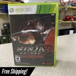Ninja Gaiden 3 Iii Three Razor S Edge Microsoft Xbox 360 2013