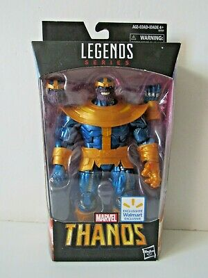 Walmart Exclusive NIB Marvel Legends Series Thanos
