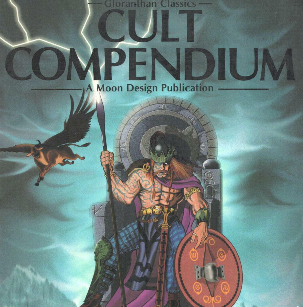 Compendio De Culto Clásicos gloranthan (Luna Diseño), RuneQuest megaextras