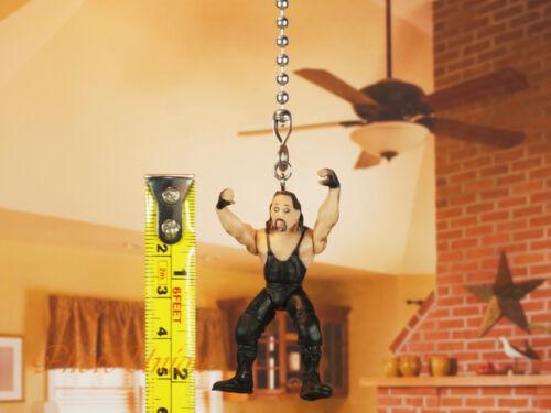 WWE Wrestling Wrestler Undertaker Ceiling Fan Pull Light Lamp Chain K1041 A7
