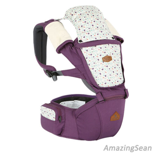 I-Angel ORGANIC COLLABO Hipseat Hip Seat Organic Baby Supply Hipseat Carrier