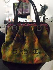 **NEW Chanel Graffiti On The Pavements Bowling Bag***