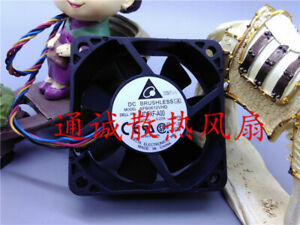 Delta AFB0612VHD 12V 0.27A MDFXF-AOO 6cm 4-wire PWM chassis fan
