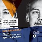 Tejas/Srkiet/Le visioni di paura/Variations von Royal Flemish Philharmonic (2012)