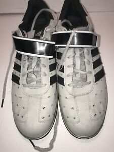 Adidas weightlifting shoe APE 779001 Year 2012 Size 13 US Rare Some ... d165163fd
