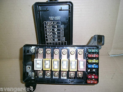 s l400 landrover defender collection on ebay! fuse box phone accessories at gsmx.co