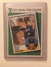 1988 Topps Nolan Ryan Houston Astros 661 Baseball Card