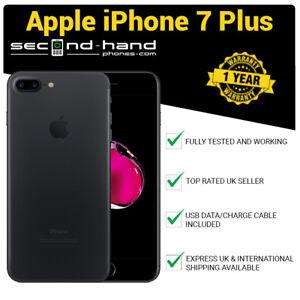 Apple-iPhone-7-Plus-256GB-Black-Unlocked-1-Year-Warranty-Good-Condition