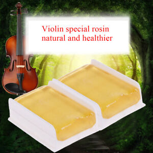 Natural-Light-Rosin-For-Violin-Bow-Strings-Orchestra-Amber-High-Quality