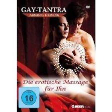 A.C. HEINING - GAY-TANTRA:DIE EROTISCHE MASSAGE FÜR IHN DVD DOKUMENTATION NEU