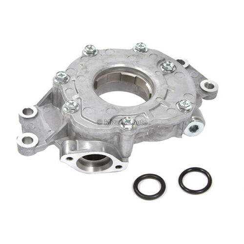 Timing Chain Kit Cover Gasket Oil Pump Fit 03-07 Cadillac Buick GMC 4.8 5.3 6.0